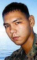Marine Lance Cpl. Brian A. Medina
