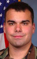 Army Spc. Curtis R. Mehrer