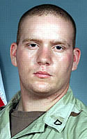 Army Pfc. Harrison J. Meyer