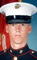 Marine Lance Cpl. William L. Miller