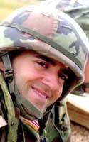 Army Spc. Yari  Mokri
