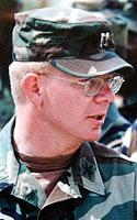 Army Maj. Horst G. Moore