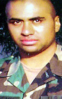 Army Spc. Jaime  Moreno
