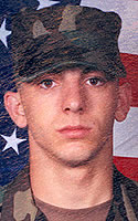 Army Spc. Joshua J. Munger