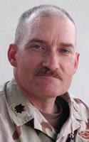 Army Lt. Col. Charles E. Munier
