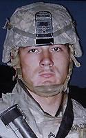 Army Sgt. Dimitri  Muscat