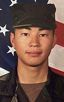 Army Spc. Paul T. Nakamura