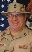 Army Master Sgt. Robb G. Needham
