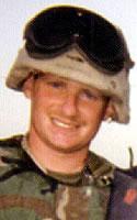 Marine Lance Cpl. Andrew W. Nowacki