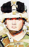 Army Staff Sgt. Todd E. Nunes