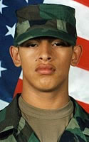 Army Spc. Ramon C. Ojeda