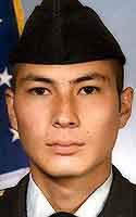 Army Sgt. Johnny J. Peralez Jr.
