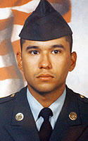 Army Spc. Jose Amancio Perez III