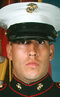 Marine Lance Cpl. Stephen J. Perez