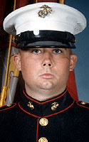 Marine Pfc. Jason T. Poindexter