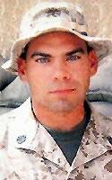 Marine Staff Sgt. Gene  Ramirez