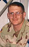 Army Pvt. Carson J. Ramsey