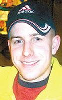 Army Spc. Brandon M. Read