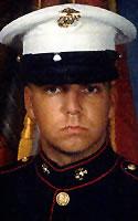 Marine Lance Cpl. Justin D. Reppuhn