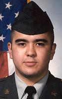 Army Sgt. Luis R. Reyes