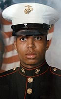 Marine Lance Cpl. Anthony P. Roberts