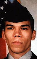 Army Sgt. 1st Class Daniel A. Romero