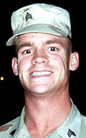 Army Sgt. Michael D. Rowe