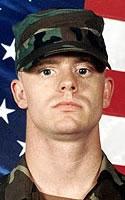 Army Spc. Sonny G. Sampler