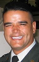 Army Chief Warrant Officer 2 Isaias E. Santos