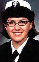 Navy Seaman Apprentice Shayna Ann Schnell