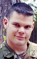 Army Chief Warrant Officer 2 Joshua Michael Scott