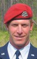 Air Force Senior Airman Adam P. Servais