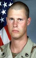 Army Staff Sgt. Michael B. Shackelford