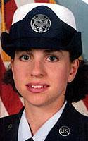 Air Force Staff Sgt. Anissa A. Shero