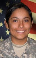 Army Spc. Ashley  Sietsema