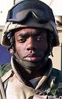 Army Sgt. Isiah J. Sinclair