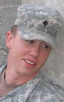 Army Cpl. Christopher F. Sitton