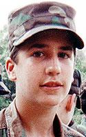 Army Spc. Benjamin A. Smith