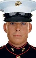 Marine Staff Sgt. Trevor  Spink