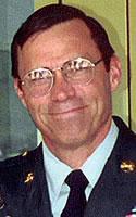 Army Sgt. Maj. Michael B. Stack