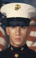 Marine Cpl. Brian  St. Germain