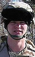 Army Spc. Sascha  Struble