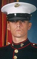 Marine Pfc. Brandon C. Sturdy