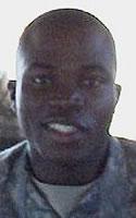 Army Spc. Prince K. Teewia
