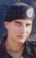 Army Pfc. Sean D. Tharp
