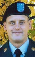 Army Pfc. William E. Thorne