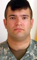 Army Spc. Brandon T. Thorsen