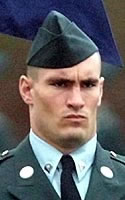 Army Cpl. Patrick D. Tillman