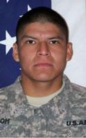Army Sgt. Troy O. Tom
