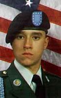 Army Pfc. Jacob T. Tracy